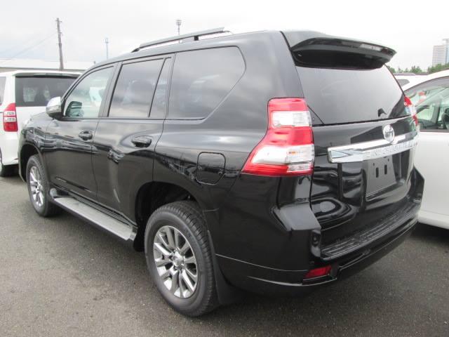 Prado Auto Sales >> LAND CRUISER PRADO, TX-L G-FRONTIER – Car Selection