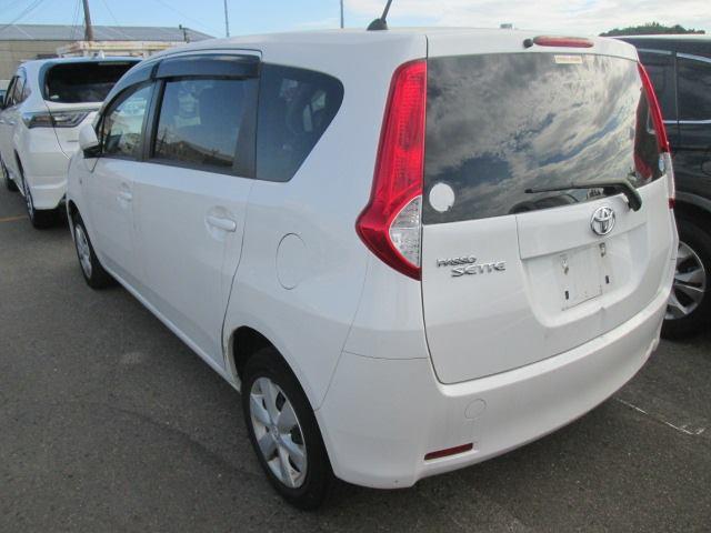 Toyota Passo Sette X Car Selection