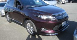 TOYOTA HARRIER, PREMIUM- ADVANCED