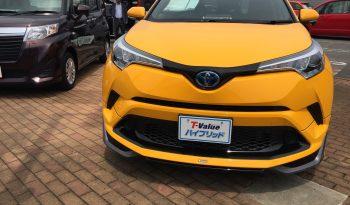 Toyota C-HR full