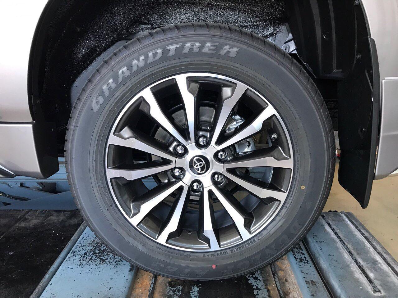 Prado Tx Limited Car Selection