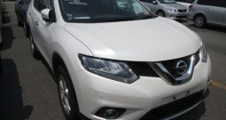 Nissan X-Trail New Shape