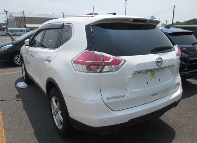 Nissan X-Trail New Shape full