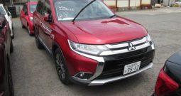 Mitsubishi Outlander (Newshape)