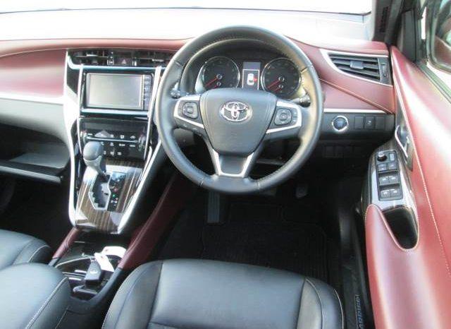 Toyota Harrier Elegance full