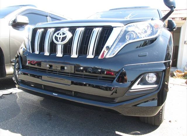 Toyota Prado TX Limited full