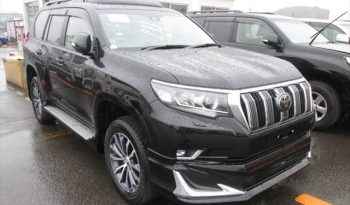 Toyota Land Cruiser Prado full