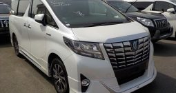 Toyota Alphard Executive Lounge Hybrid