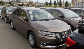 Toyota Premio F-EX Package full