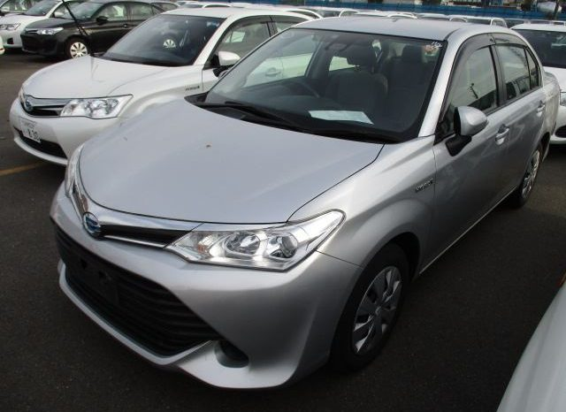 Toyota Pay By Phone >> TOYOTA AXIO, HYBRID – Car Selection