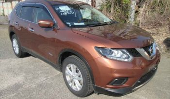 NISSAN X-TRAIL, HYBRID full