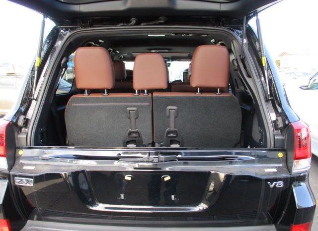 LAND CRUISER V8 ZX full