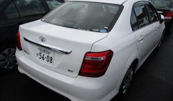 TOYOTA AXIO G-PRO-NEW SHAPE full