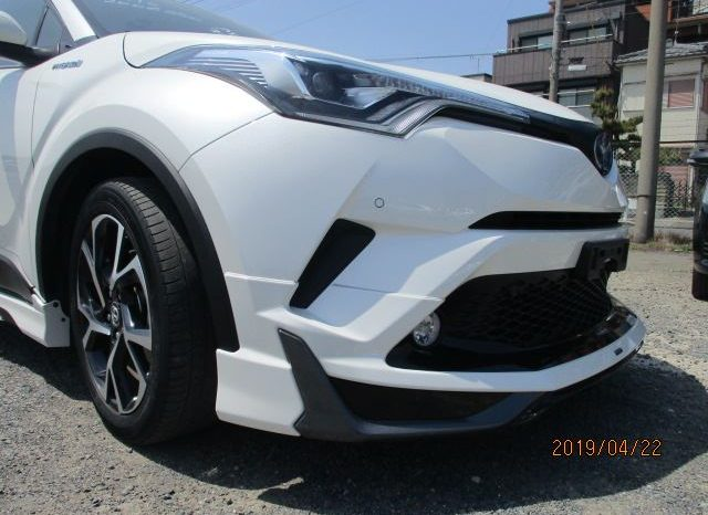 TOYOTA C-HR G full