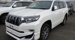 Toyota Prado TX Ltd.(New Shape)