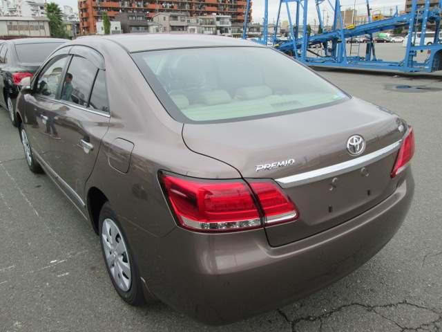 Auto Loan Interest Calculator >> TOYOTA PREMIO, F-EX [NEW SHAPE] – Car Selection
