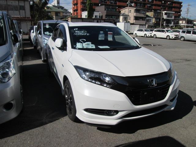 honda vezel hybrid  u2013 car selection