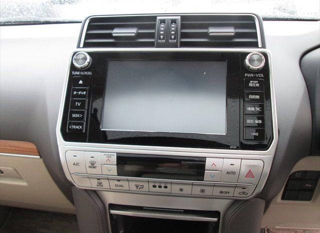 Toyota Land Cruiser Prado full