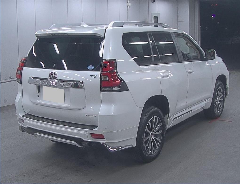 Prado Auto Sales >> Toyota Land Cruiser Prado TX Limited – Car Selection