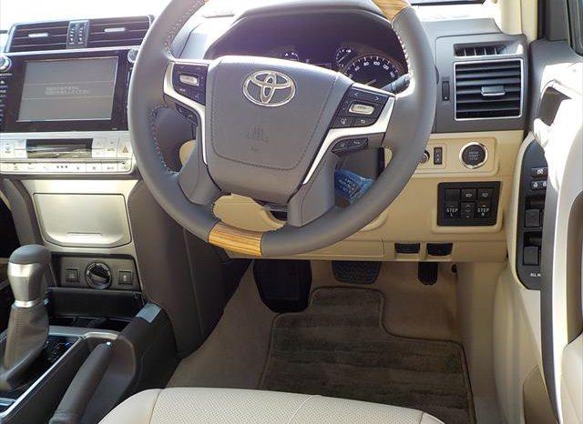 Toyota Prado TX Limited 2018 full