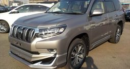 Toyota Prado TX Limited 2018