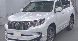 Toyota Land Cruiser Prado Tx Limited