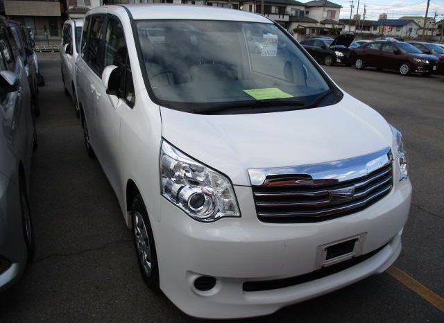 Noah X Ltd 7 Seat Car Selection