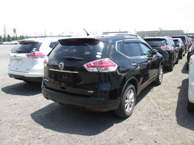 Nissan X Trail Sunroof 7 Seat Car Selection