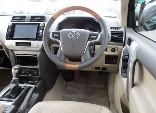 Toyota Prado TX Ltd.(New Shape) full