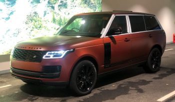 RANGE ROVER VOGUE  P400E PLUG-IN HYBRID full