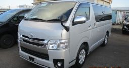 Toyota Hiace S-GL Prime Selection