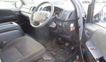 Toyota Hiace S-GL Prime Selection full