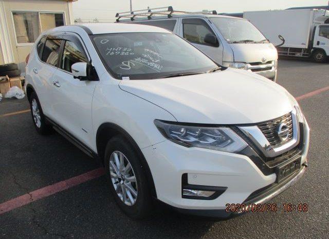 Nissan-X-Trail HYBRID 2018 full