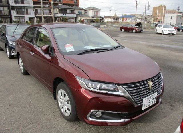 TOYOTA PREMIO F EX-2017 NEW SHAPE full