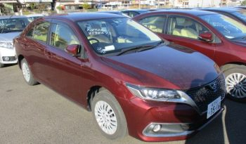 TOYOTA ALLION G-2017 NEW SHAPE full