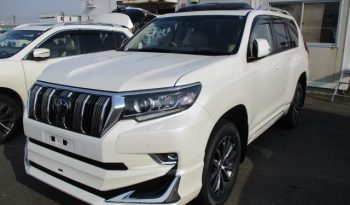 TOYOTA PRADO TX LTD 2020 BRND NEW full